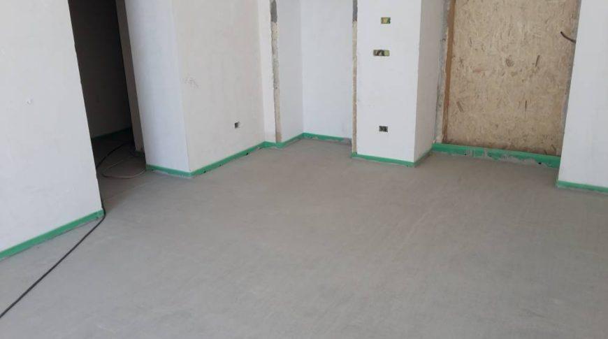 Impianto a pavimento Clado Freddo - Mottola