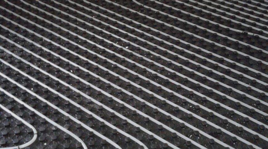 impianto pavimento radiante trullo martina